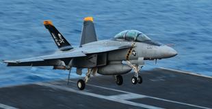 F/A-18E Super Hornet Twinseater